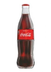 Coca Cola sklo 24x0,33l