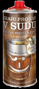 Svijany Zámecký Máz 11% plech 2l