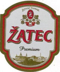 Žatec Premium keg 50l