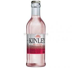 Kinley bitter rose sklo 24x0,25l