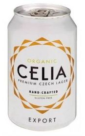 Celia Organic plech 24x0,33l