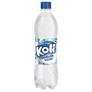 KOLI sodová voda plast 12x0,5l