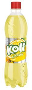 KOLI citron plast 12x0,5l