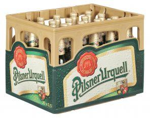 Pilsner Urquell Ležák lahev 20x0,5l