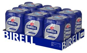 Birell Světlý plech 24x0,5l