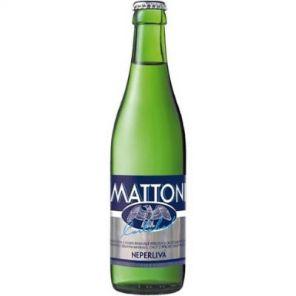 Mattoni neperlivá sklo 24x0,33l