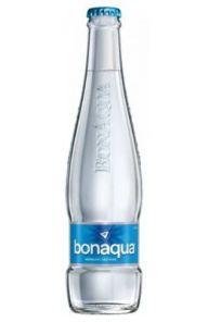 Bonaqua neperlivá sklo 24x0,25l
