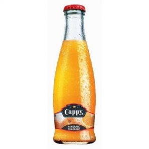 Cappy pomeranč sklo 24x0,25l