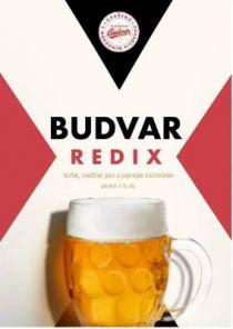 Budvar Redix keg 50l